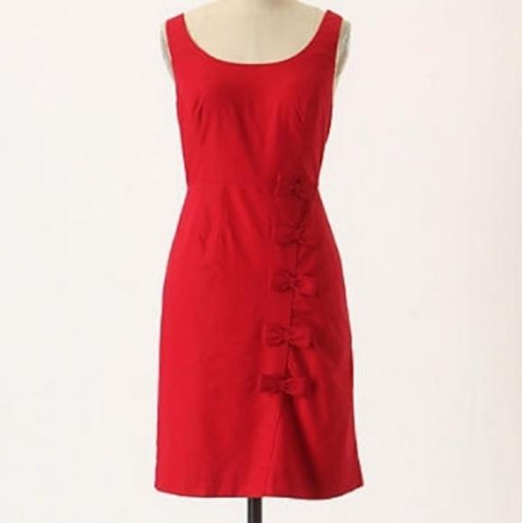 Anthropologie Dresses & Skirts - Anthropologie Cascading Bows Dress